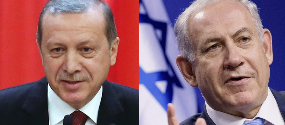 Turkey, Israel sign deal to normalise ties after six years