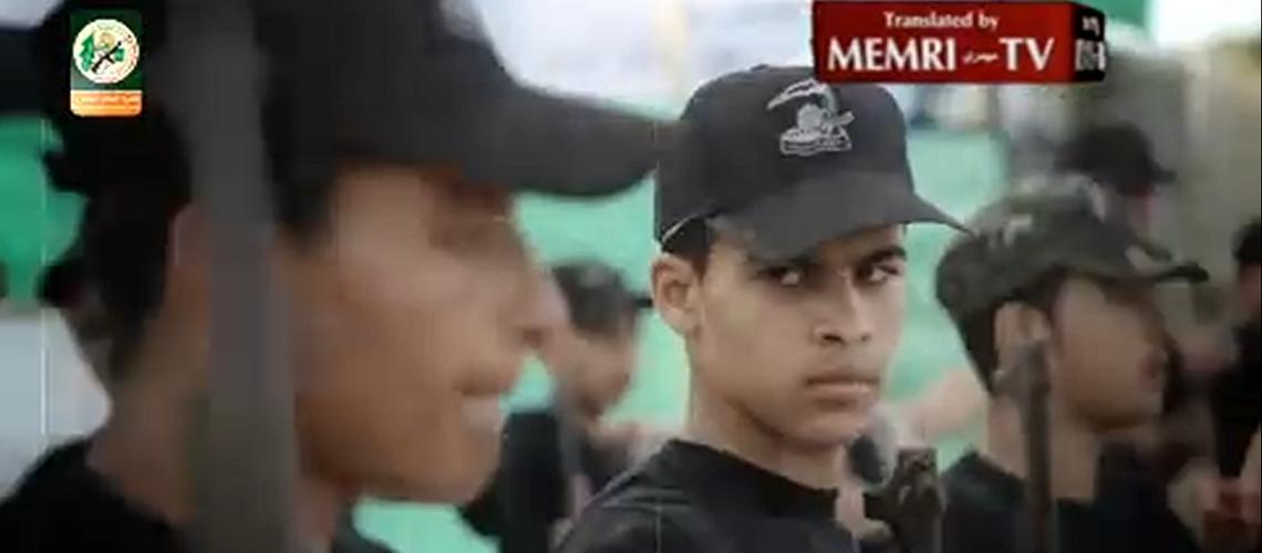 "WATCH: Footage of Hamas terror ""summer camps"""