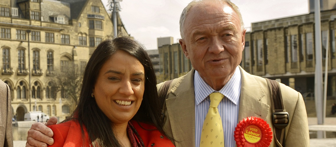 Labour MP Naz Shah re-admitted to the party