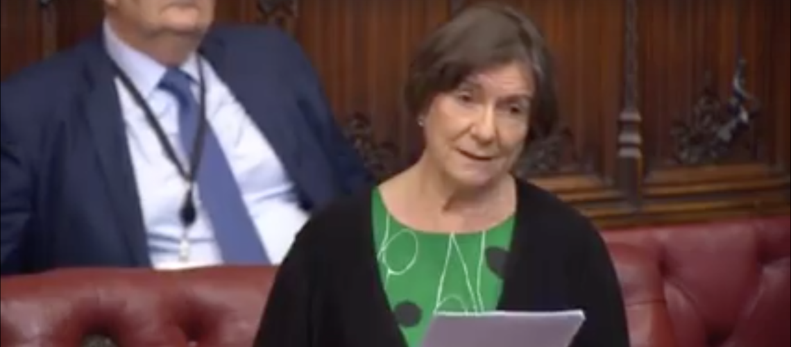 Baroness Tonge quits Lib Dems amid calls for Britain to make Balfour apology