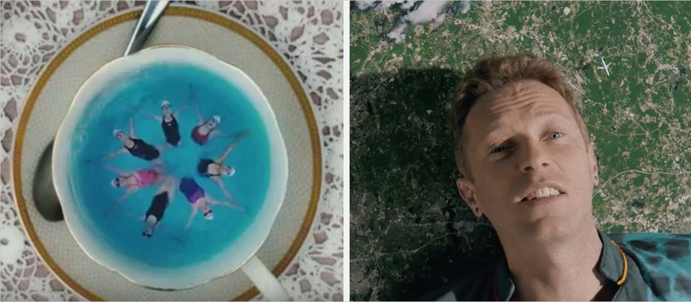 "Israelis win MTV award for Coldplay's ""Up&Up"" music video"