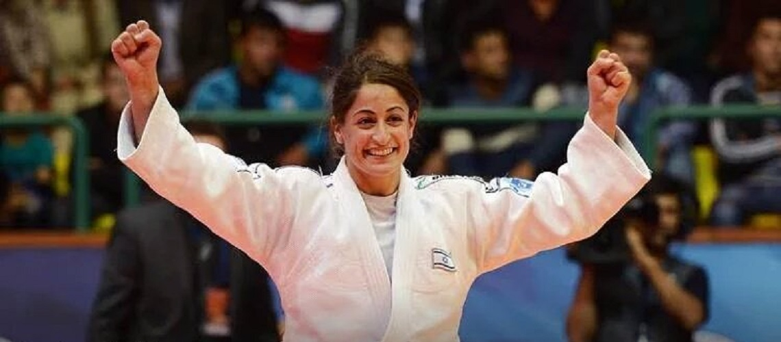 Israel wins first Olympic medal since 2008