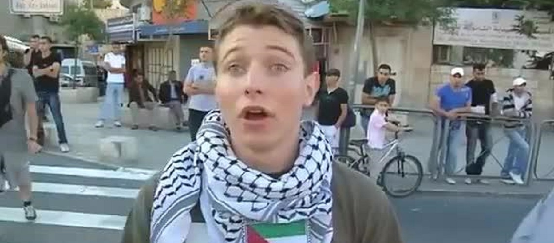 European BDS activist gets kicked out of Israel