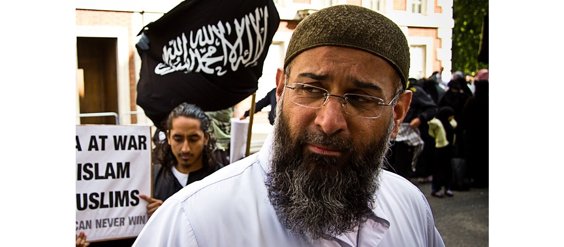 Anjem Choudary and his anti-Semitic legacy