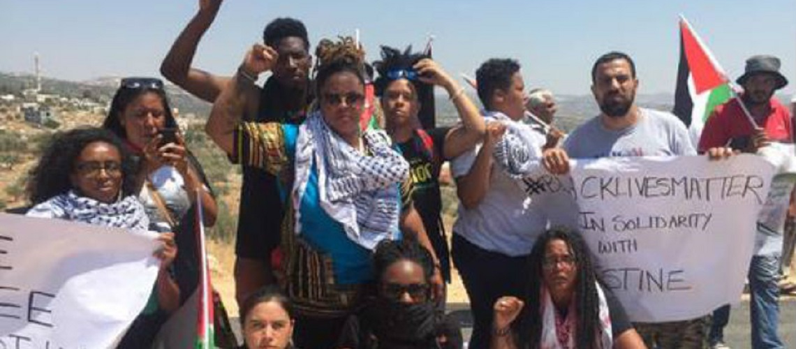 "Black Lives Matter joins BDS, accuses Israel of ""genocide"" and ""apartheid"""