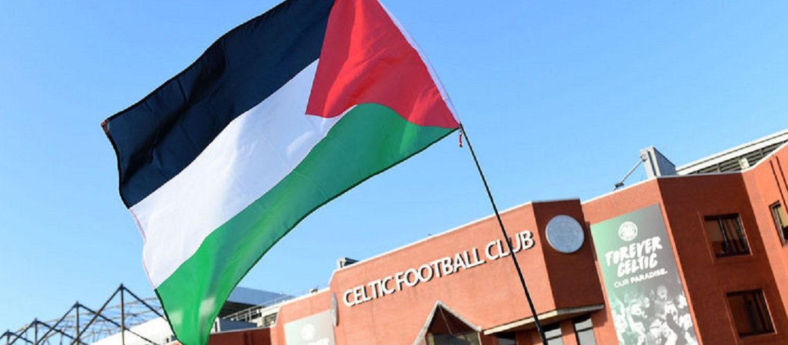 Scottish MSP issues motion to defend Celtic's Palestinian flag breach