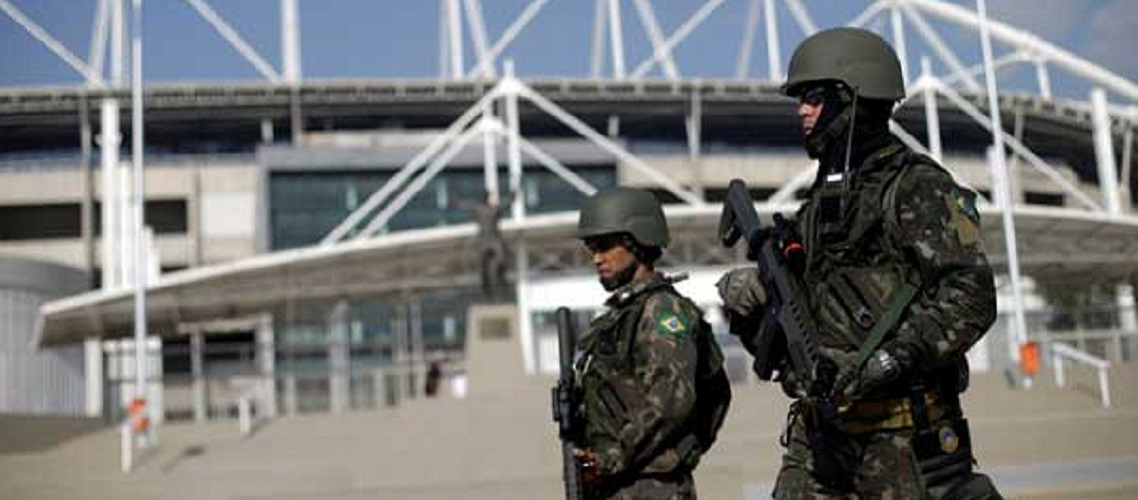 Brazil calls on Israeli special forces to help guard against terror attack at Olympics