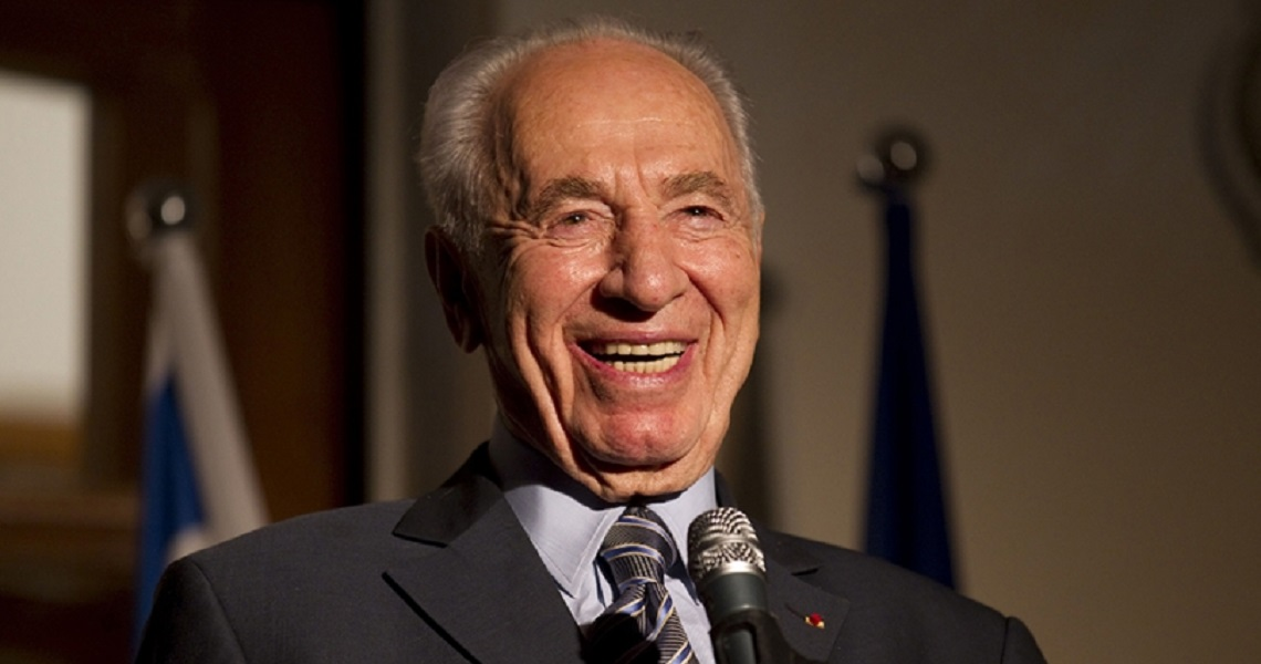 """""""You're as young as your dreams, not as old as your calendar"""" – and other great quotes of Shimon Peres"""