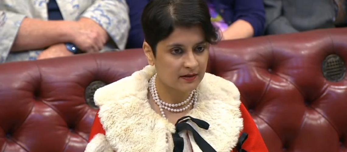 Shami Chakrabarti becomes a Baroness after whitewashing Labour anti-Semitism