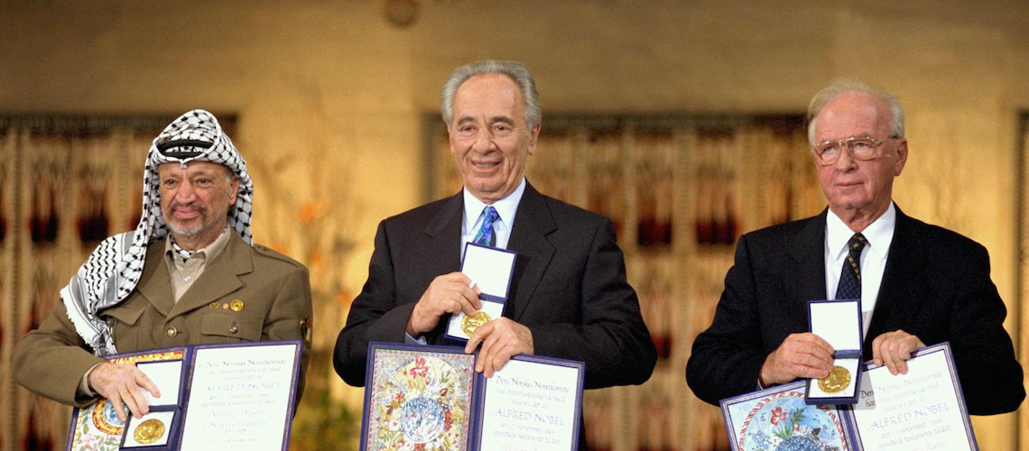 Shimon Peres: The life and legacy of Israel's last 'Founding Father'