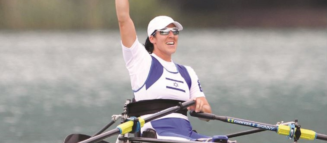 Israel wins first medal at Rio 2016 Paralympics