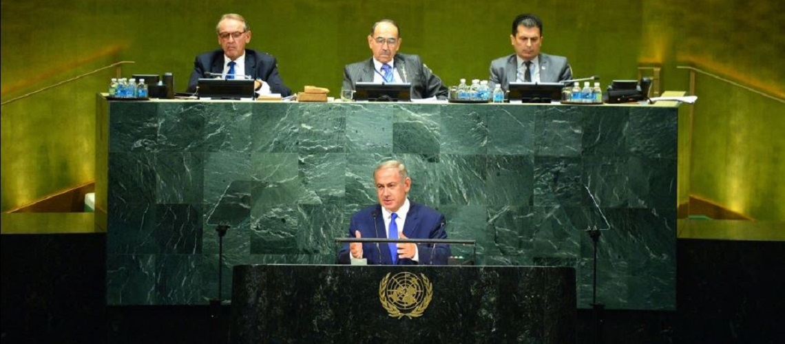 PM Netanyahu claims 'war against Israel at the U.N. is over' – Full transcript of speech