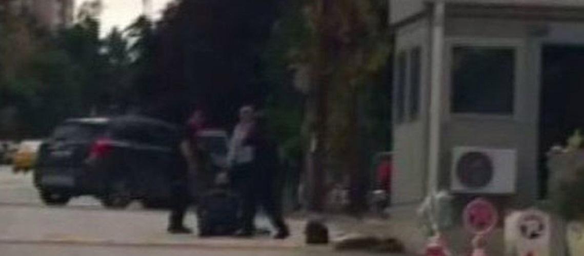 Attempted stabbing at Israel Embassy in Turkey; attacker shot