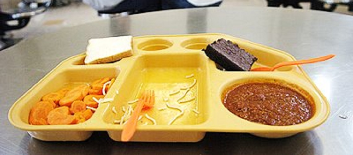 "Scottish inmates ""convert to Judaism"" because kosher prison food tastes nicer"