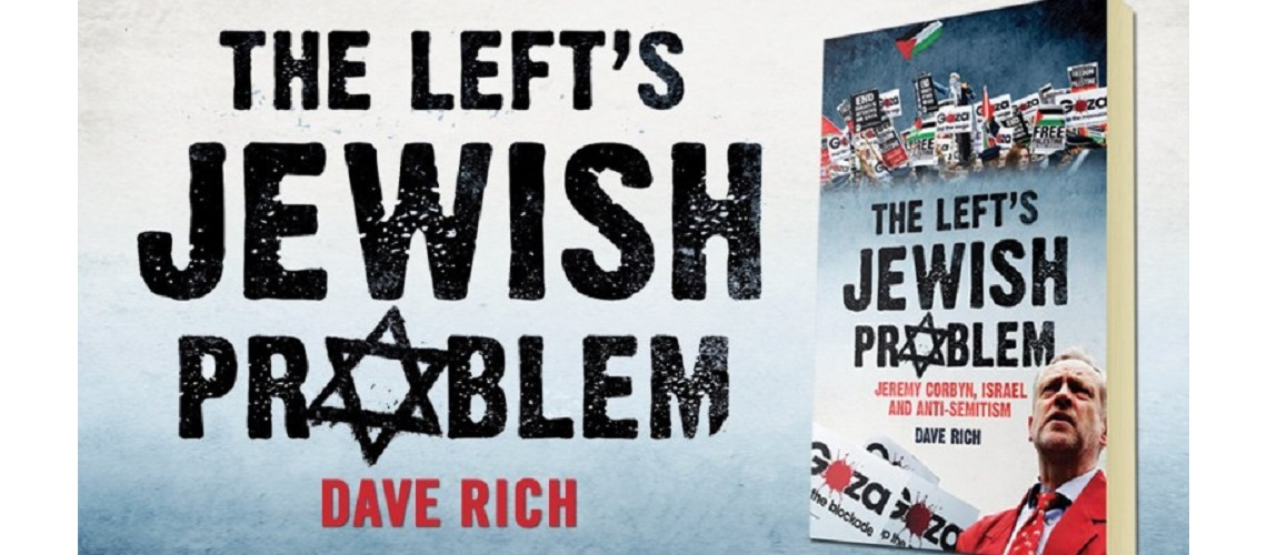 New Book claims Labour's problem with Anti-Semitism was 40-years in the making