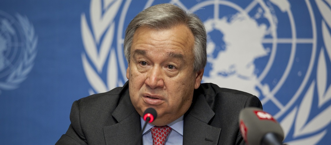 Israel welcomes new Secretary-General of the UN