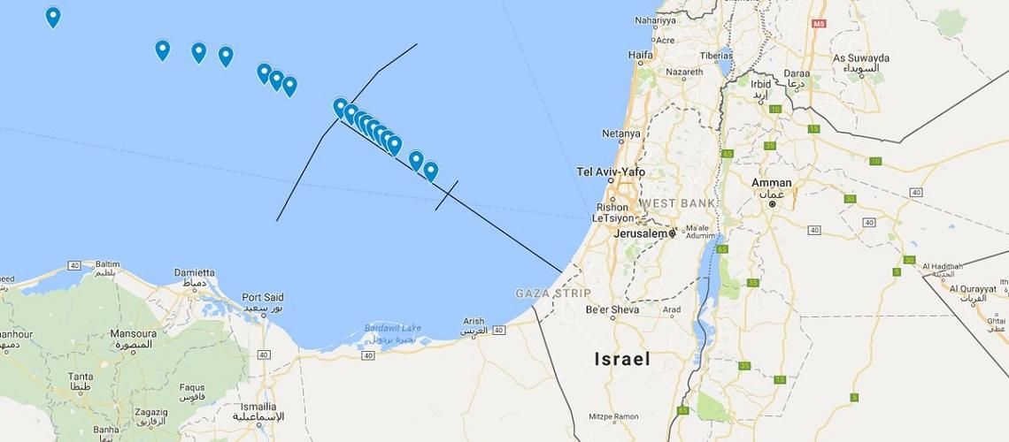"""Women's Flotilla"" en-route to Gaza intercepted by Israeli navy"