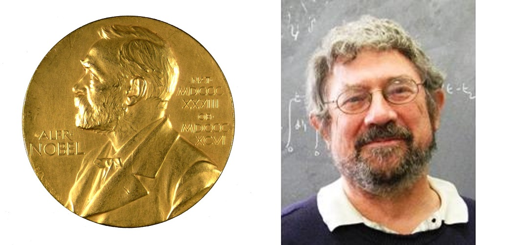 British Nobel Prize winner is son of German Jews who fled the Nazis