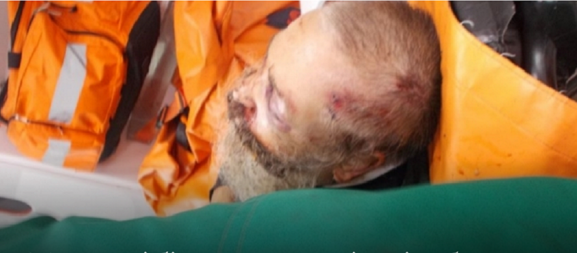 """Ukraine: Brutal attack at train station leaves Rabbi in """"extremely critical condition"""""""