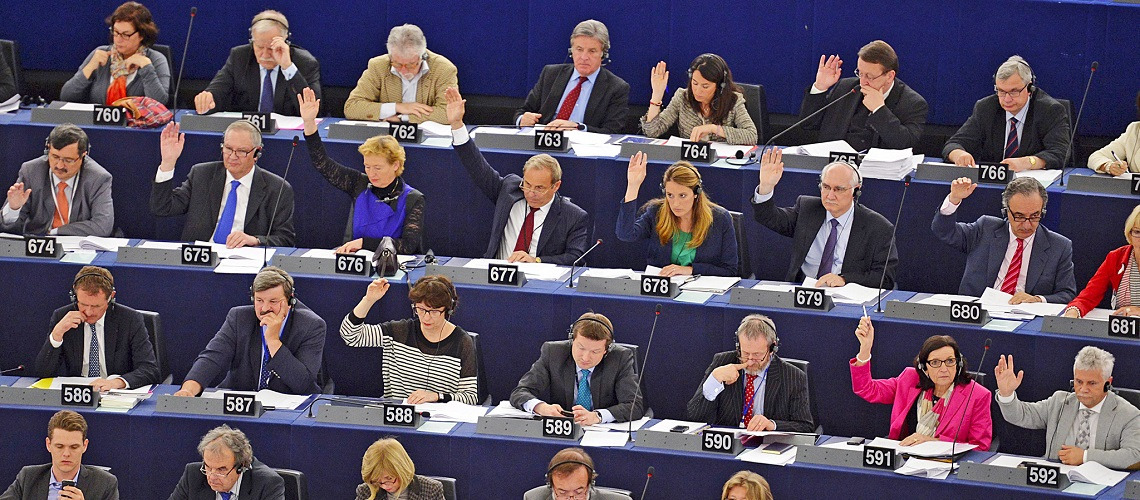 European Parliament resolution condemns Iran for anti-Semitism
