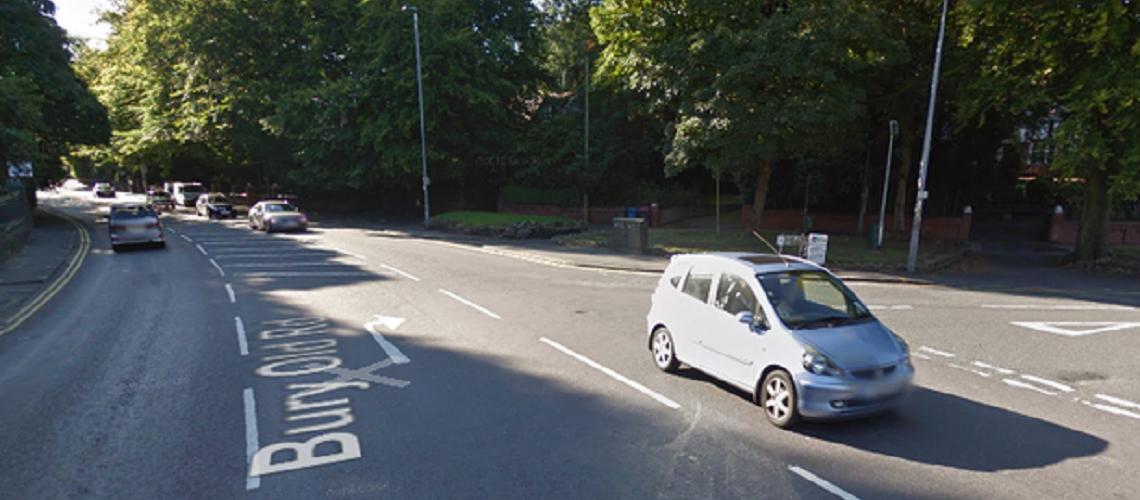 Axe-wielding man threatens Jewish group in Manchester