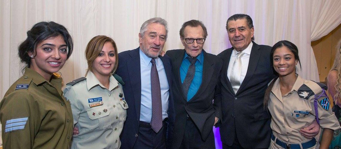 US: Celebrity gala raises $38 million for IDF in Los Angeles