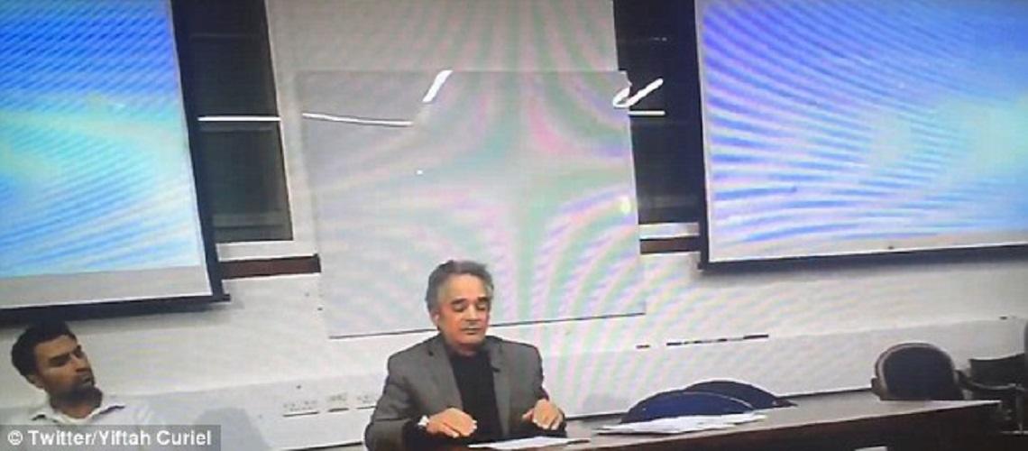 Anti-Semitic hate speaker gives talk at top London university
