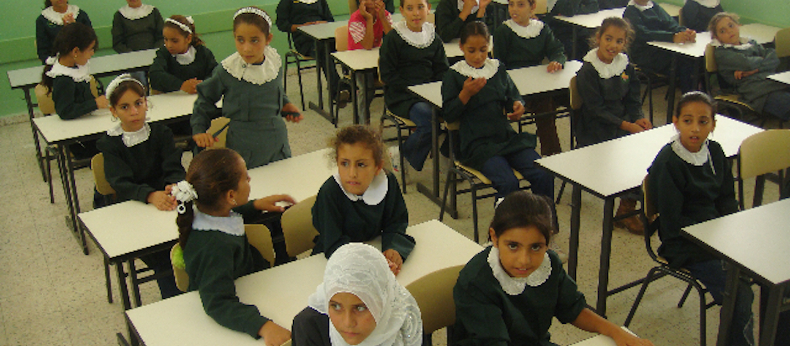 Report: Over 200 US-approved textbooks teach Palestinian children to kill Jews