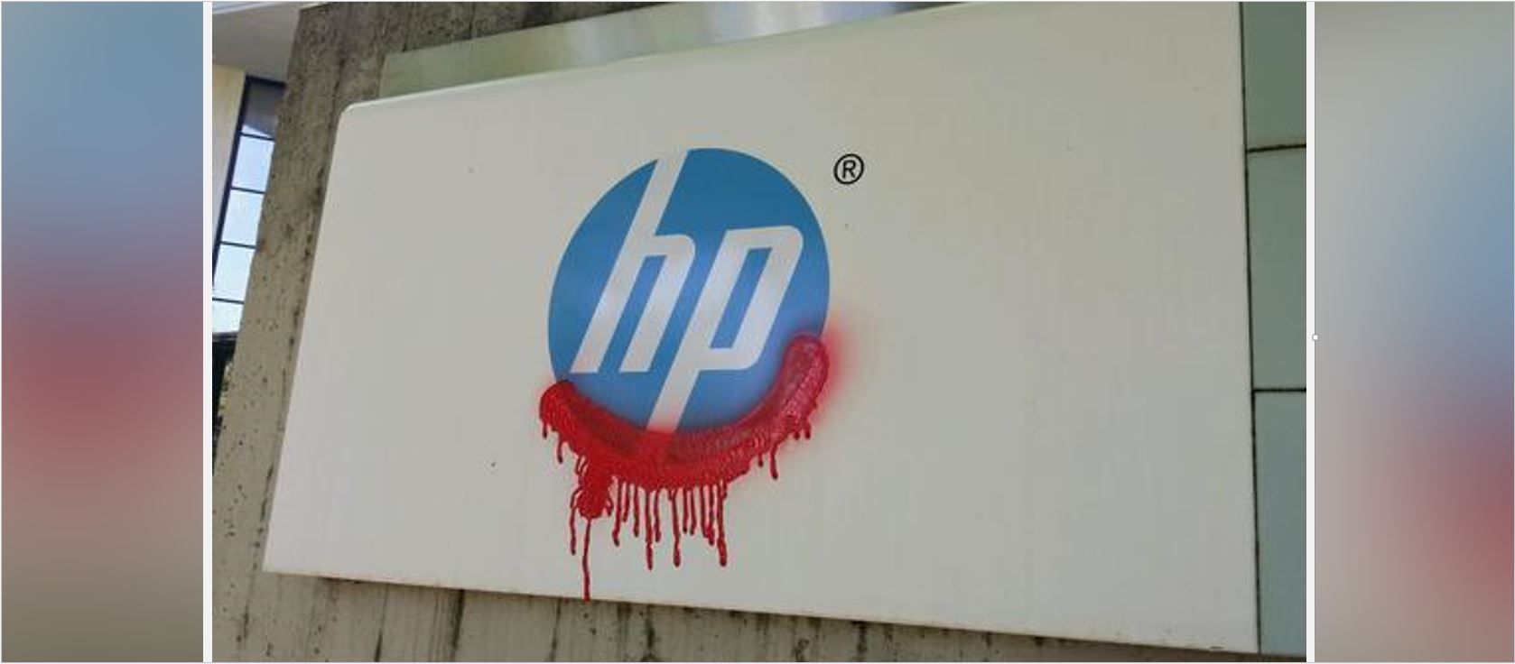 Anti-Israel activists planning week long boycott and protest of HP – Israel responds