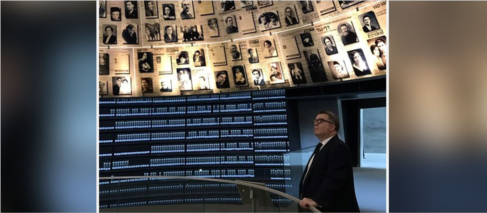 Tom Watson takes Labour group to Yad Vashem after Corbyn said no thanks