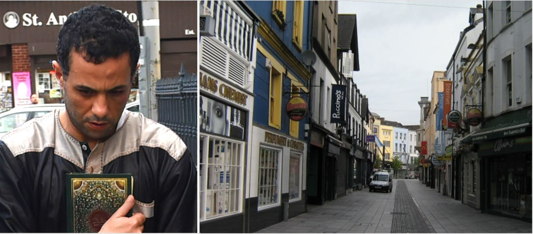 Ireland: Man in Cork city threatened to behead Jews, court hears