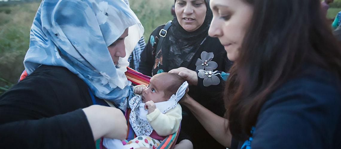 Israel Bringing Hope for Syrian Refugees
