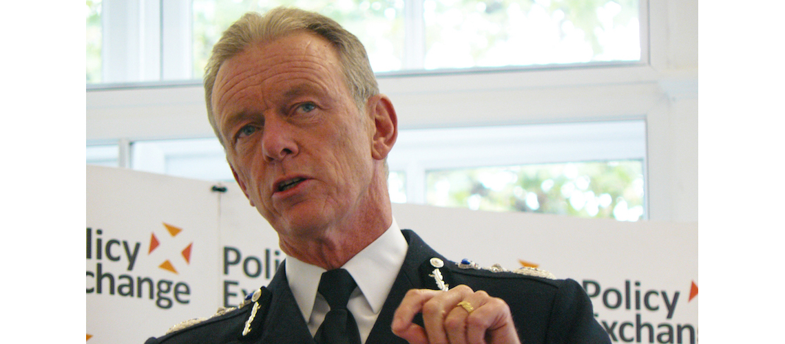 "Met Police Chief: Social media reveals ""shocking"" level of anti-Semitism"