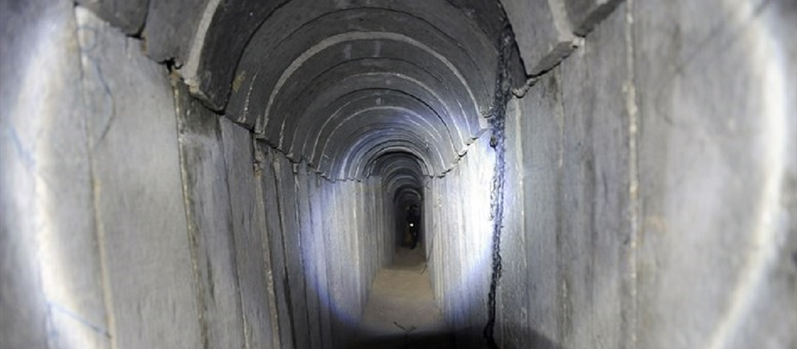 Two Hamas terrorists killed in latest tunnel collapse