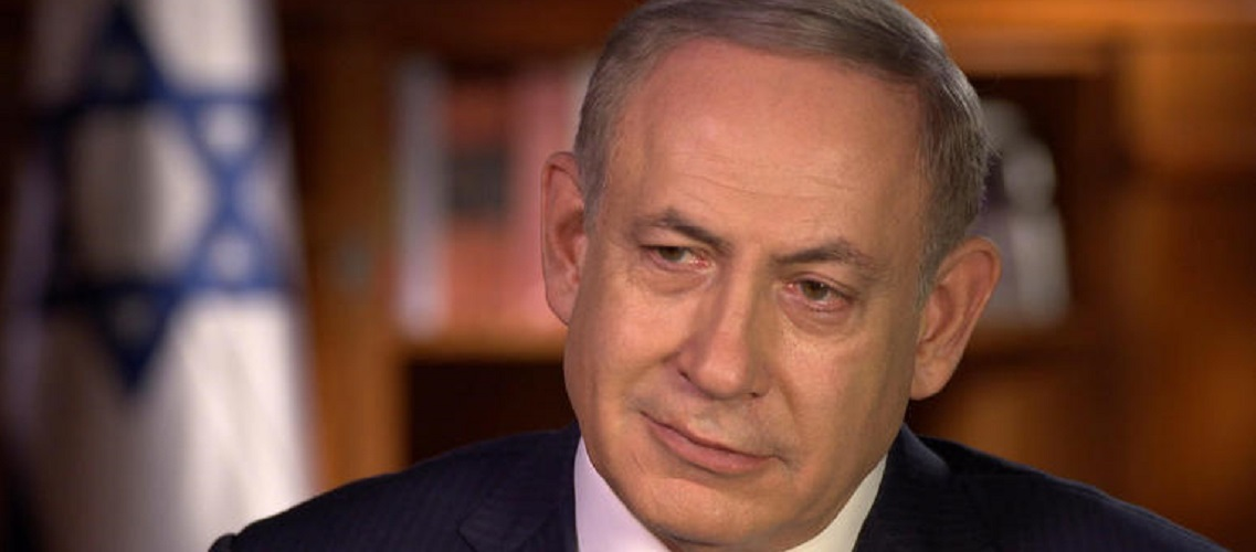 "WATCH in full: PM Netanyahu interviewed on '60 Minutes': ""Israel has never been in a better place"""