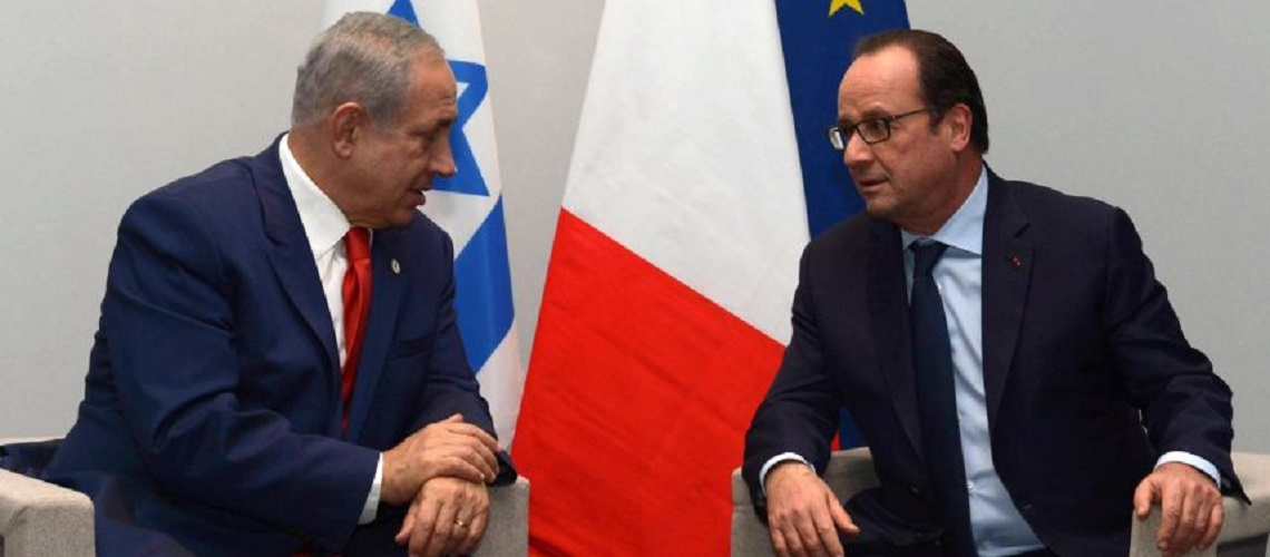 Seventy nations to gather in Paris in landmark moment for Israel