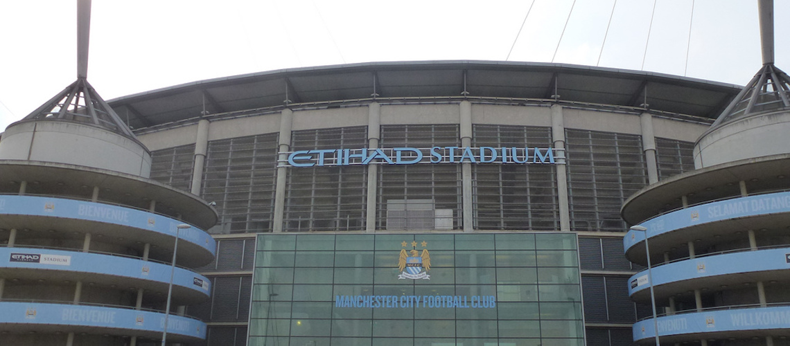 "Watch: Man City fans chant ""You're getting gassed in the morning"" on tram"