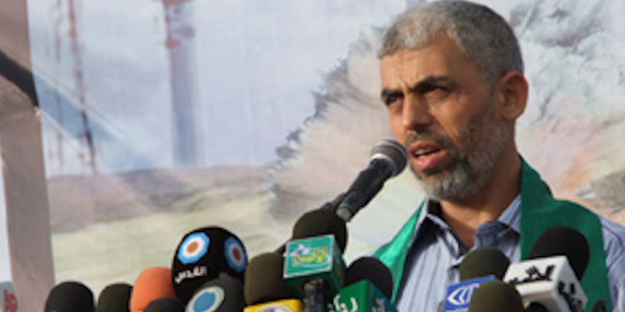 Hamas elects violent extremist as new Gaza chief