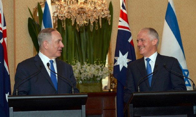 Netanyahu becomes first Israeli PM to visit Australia in hugely successful trip