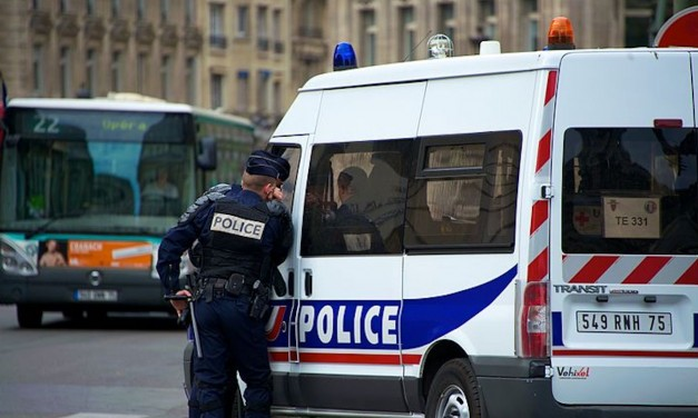 Paris: Teens fire air rifle at synagogue lightly injuring Jewish man