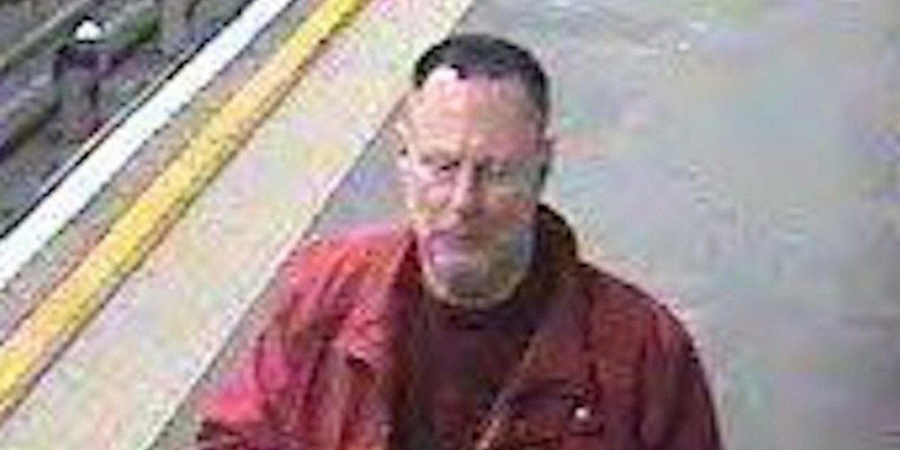 Police hunt man after anti-Semitic stickers found on London underground