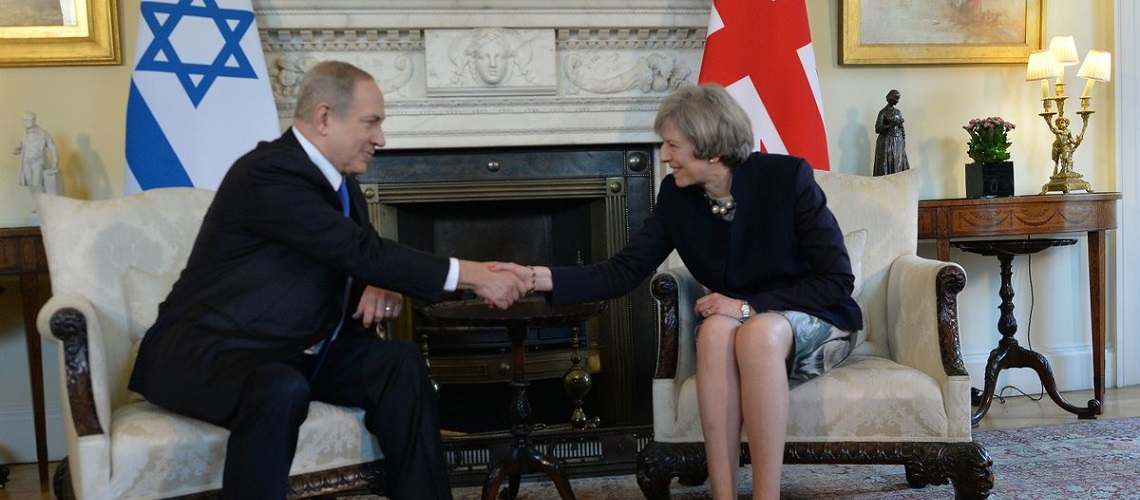 New UK-Israel taskforce created for a post-Brexit trade deal
