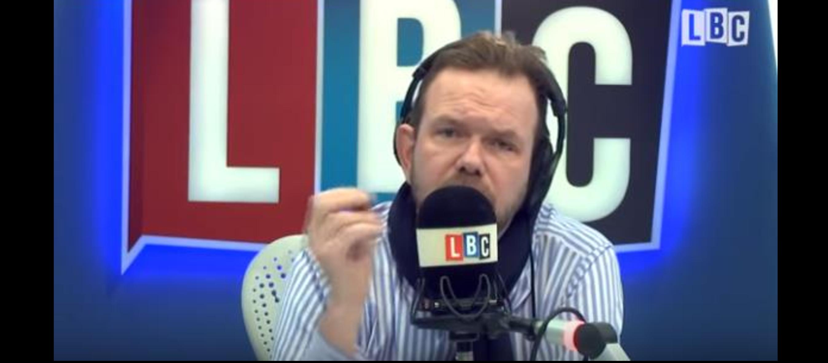"Radio presenter justifies Israeli travel bans – accuses caller of ""Zionism"""
