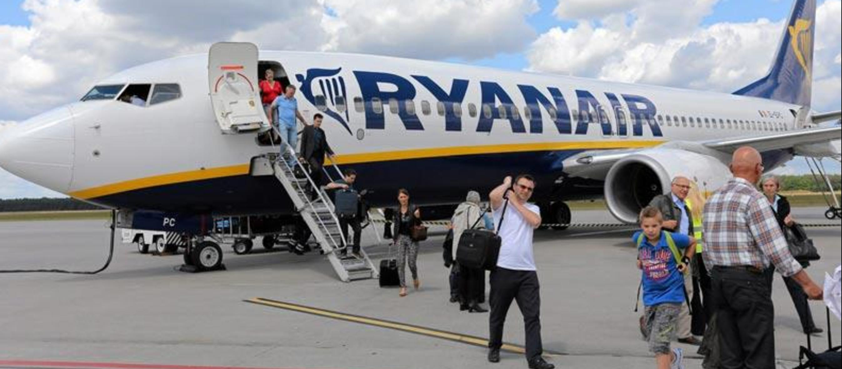 Ryanair announces new routes to Israel