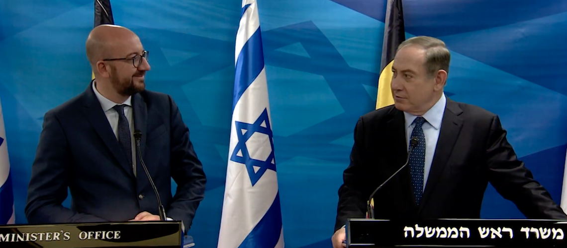 Netanyahu: Israel is preventing a greater refugee crisis in Europe