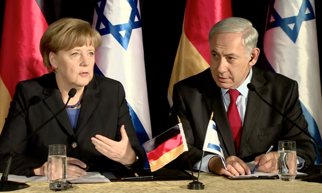 "Merkel cancels German-Israel summit in Jerusalem due to ""displeasure"" over settlements"