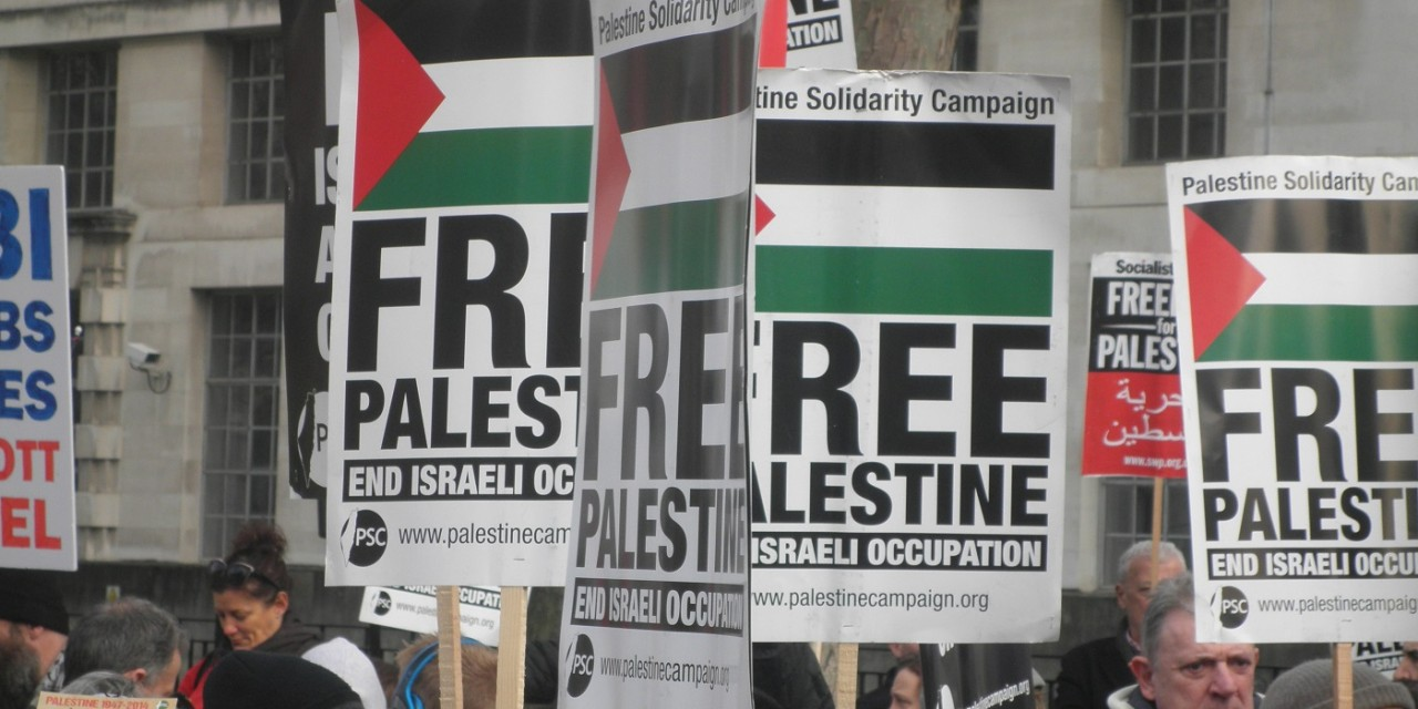 Undercover report into Palestine Solitary Campaign unearths anti-Semitism among members