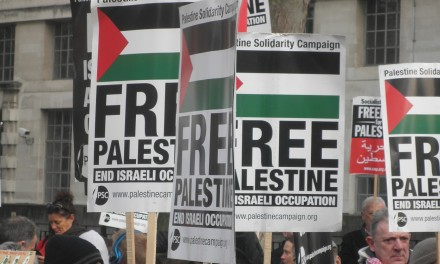Anti-Israel campaign group PSC listed as extremists on police counter-terrorism guide