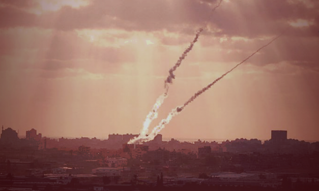 Israel struck by over 2,600 rockets and mortars over past two years