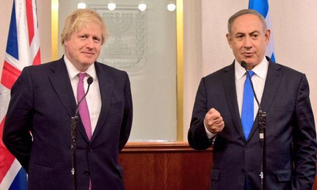 Netanyahu to visit UK for Balfour centenary events